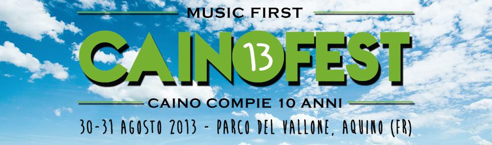 :: CainoFest 2013 ::